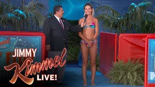11th Annual Jimmy Kimmel Live Belly Flop Competition
