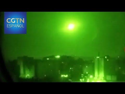 Irán Responde Al Ataque Israelí Y Posteriormente Israel Lanza Un Ataque De Represalia