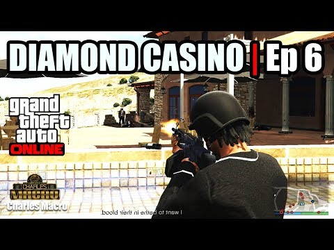 DIAMOND SERIES | MISSION 3 | STRONG ARM TACTICS | Feat Silent SooYun | GTA ONLINE | Ep. 6