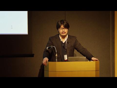 Takuho Mitsunaga 満永, University of Tokyo, Big Data Analytics Tokyo 2017