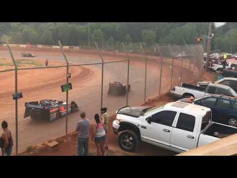 Blue Ridge Outlaw Late Models Harris Speedway 5/27/18