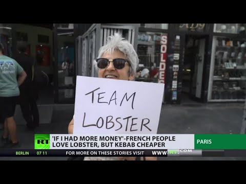 French society rages over 'often we eat kebab instead of lobsters' remark by govt spokesperson