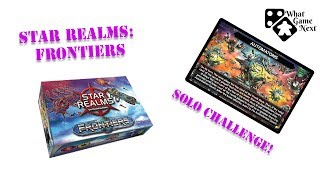 Star Realms Frontiers Solo Challenge - Automatons