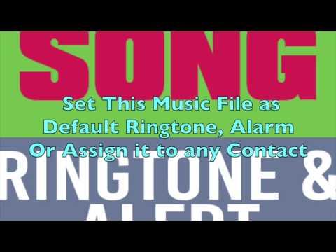 Gummy Bear Song Ringtone and Alert.