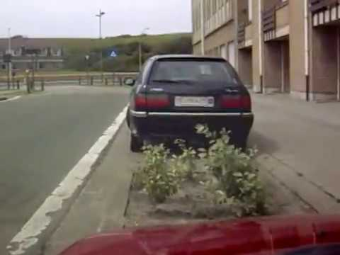 My honda civic coupe on the road 31   05    2012   relax drive part 1.wmv