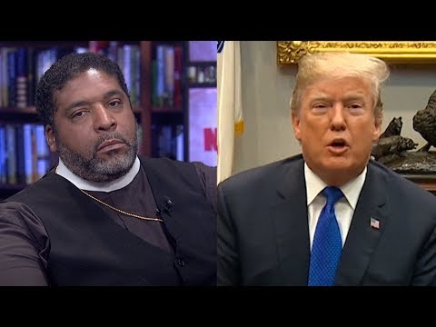 Rev. William Barber: Trump is a Symptom of a Deeper Moral Malady Behind Racist, Xenophobic Policies