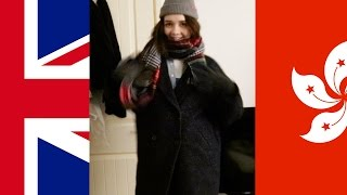 HK🇭🇰 VS 🇬🇧UK (Winter) | ASHA ETC