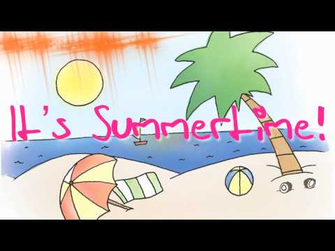 Original Kids Summer Song By ELF Learning - ELF Kids Videos