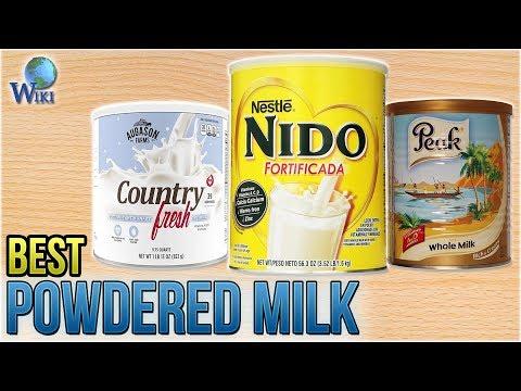 8 Best Powdered Milk 2018 - YouTube