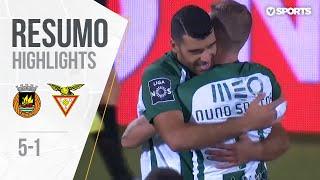 Highlights   Resumo: Rio Ave 5-1 Aves (Liga 19/20 #3)