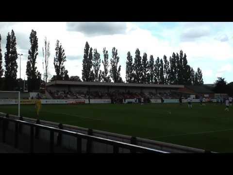 Ryan Donaldson Goal V Boreham Wood (Poor Quality)