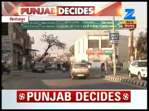 Punjab Reports | What does people of Firozpur think about upcoming elections in Punjab?