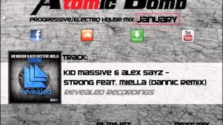 Atomic Bomb | Electro/Progressive House Mix January 2013