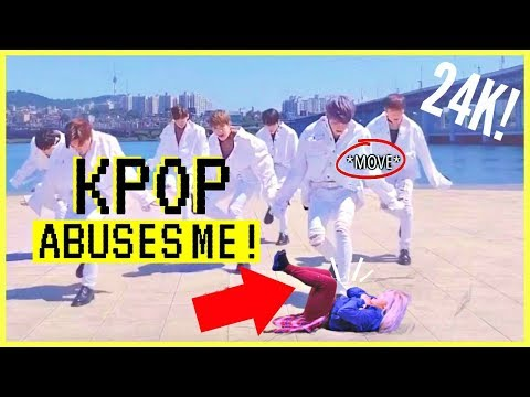 [EP. 1] KPOP ABUSES ME ft. 24K ONLY YOU