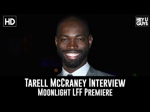 Writer Tarell McCraney LFF Premiere Interview - Moonlight