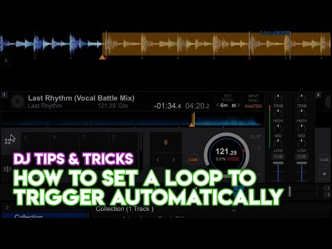 Rekordbox Tips & Tricks: How To Set A Loop To Trigger Automatically