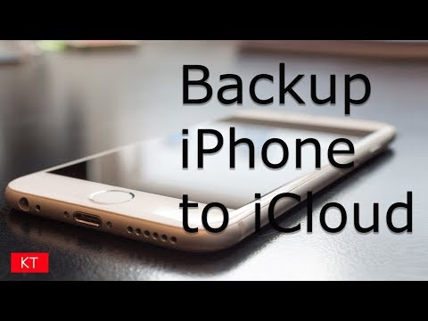 How To Backup Iphone To Icloud From Iphone 6s 7s
