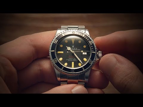Why is the Rolex Double Red So Valuable? - Sea-Dweller 1665 | Watchfinder & Co.