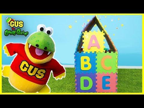 Learn ABCs ! Alphabet Song Kids Nursery Rhyme Sing Along for Children!