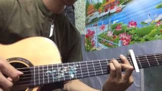 [Guitar] Cover : Anh Nhớ Em Vô Cùng
