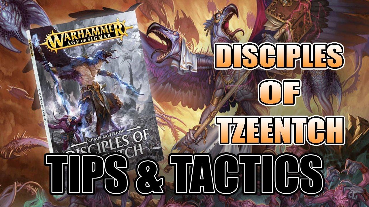 disciples of tzeentch battletome pdf