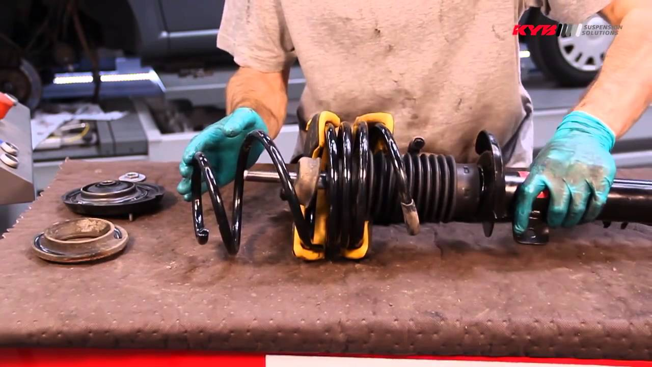 амортизатор передний ситроен с2