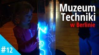 Atrakcje turystyczne dla dzieci Berlin - Muzeum Techniki w Berlinie (Spectrum) - mikrowyprawa