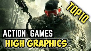 best and top 10 action games 2018 updated for android/ios #must watch