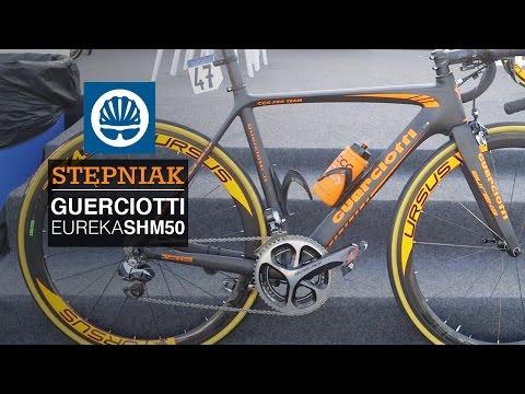 Grzegorz Stępniak's Guerciotti Eureka SHM50