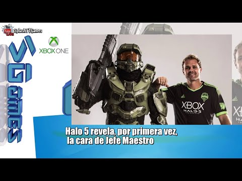 Halo 5 revela, por primera vez,  la cara de Jefe Maestro