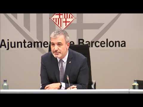 Jaume Collboni presenta una campanya per afavorir les compres als comerços tradicionals