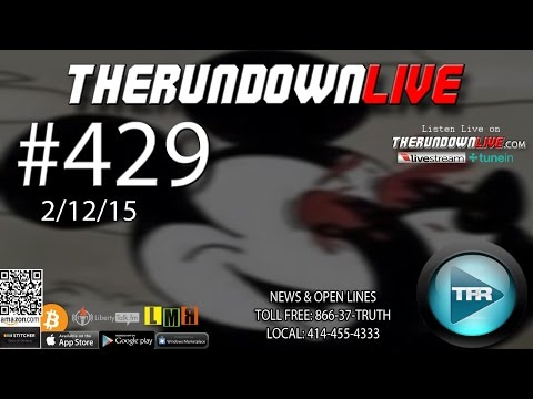 The Rundown Live #429 Open Lines (Alien Life,GMO World,Elite Rule)