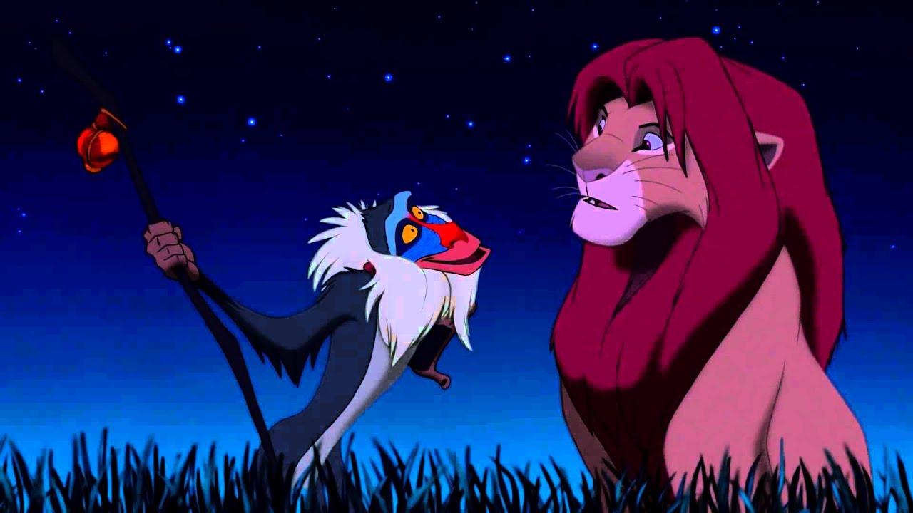 Simba y Rafiki - El pasado FANDUB - YouTube