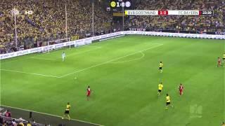 20130727 德國超級杯 多蒙特4-2拜仁 Dortmund 4-2 Bayern 1st HALF