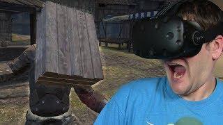 Najlepsza nawalanka na VR  - Blade & Sorcery (HTC VIVE VR)