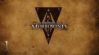 The Elder Scrolls III: Morrowind - HD Walkthrough Part 1 - Seyda Neen