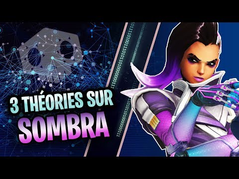 3 Théories ► SOMBRA ◄ Lore Overwatch FR thumbnail