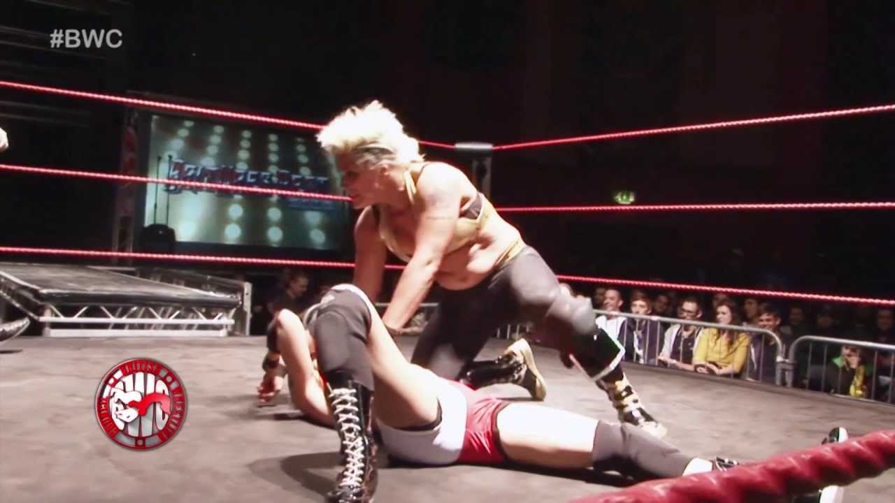 Alpha Female Vs Jenny Sjodin - Women'S Wrestling - Youtube