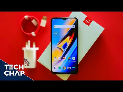 OnePlus 6T UNBOXING -  My Next Phone? | The Tech Chap