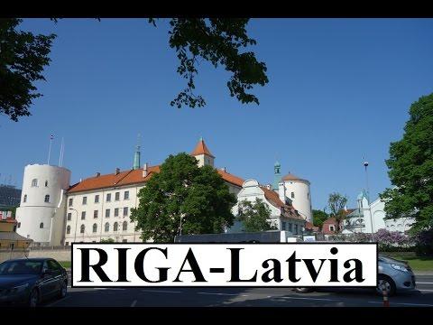 Latvia/Riga (Walking Tour) Part 7