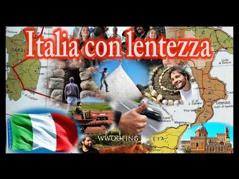 Un viaggio senza soldi fra le realtà alternative d'Italia: ITALIA CON LENTEZZA