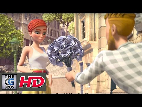 "CGI 3D Animated Short ""Hé Mademoiselle"" - by ESMA"