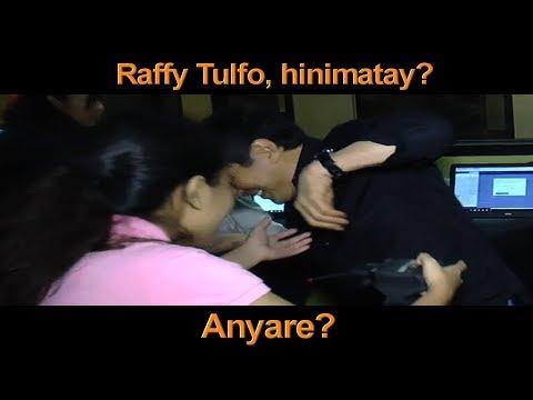 IDOL RAFFY, HINIMATAY!!!