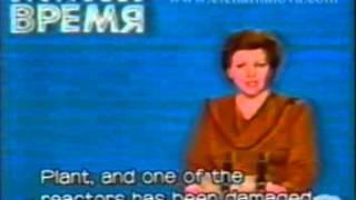 Programma Vremya 28 04 1986