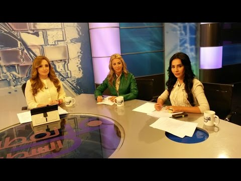 Nissa Hajj : TV interview on Sat 7 & telelumiere about Meditation and spirituality
