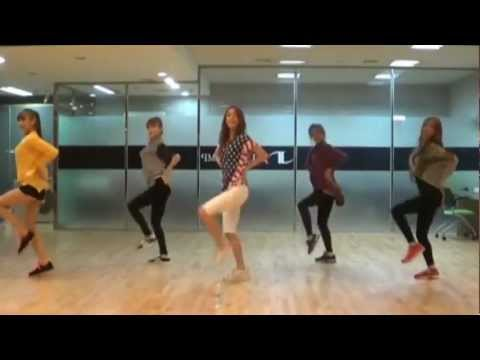 Two X - Double Up mirrored Dance Practice