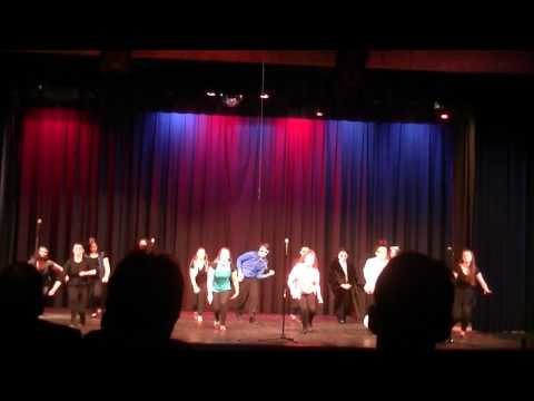 Uptown Funk - Center For Life Enrichment 2016