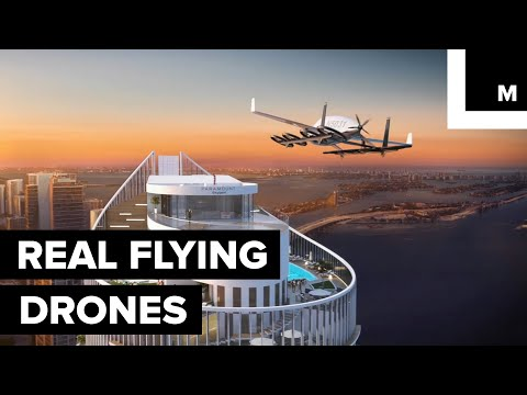 UberAir announces 5 cities that could host its flying taxi