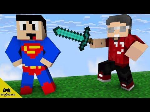 SUPERMAN SUİKAST - MİNECRAFT