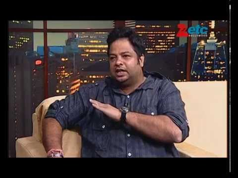 Film writer Tushar Hiranandani - ETC Bollywood Business - Komal Nahta